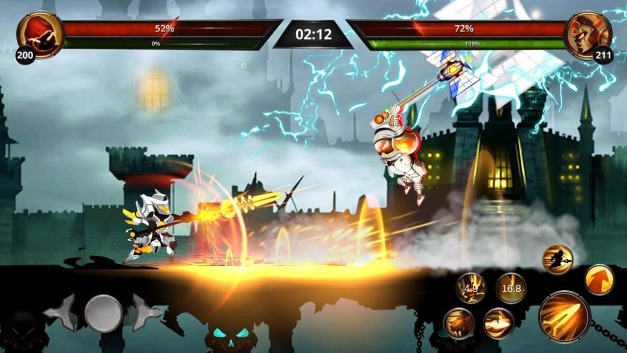 Stickman Legends screen 4