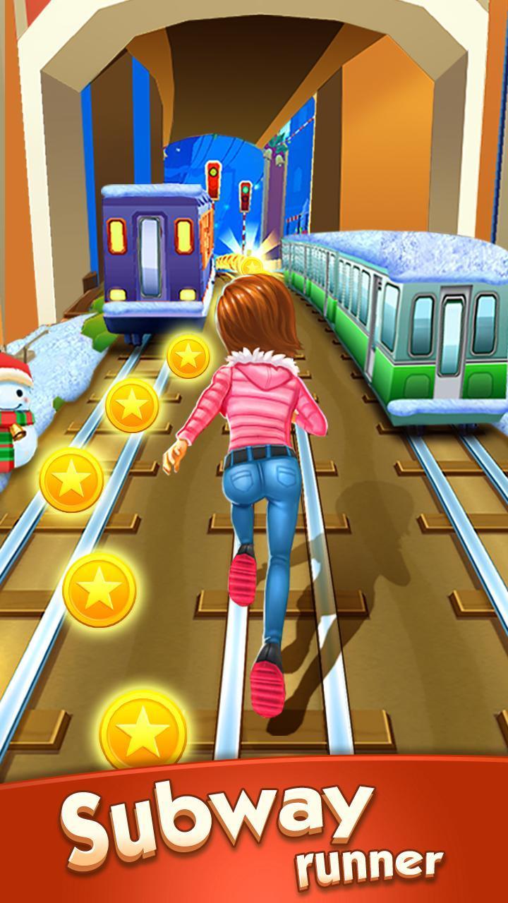 Subway Princess Runner screen 0