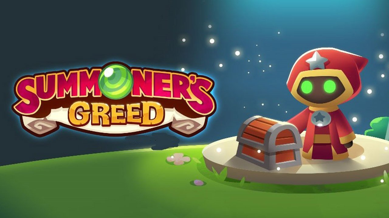 Summoner's Greed poster