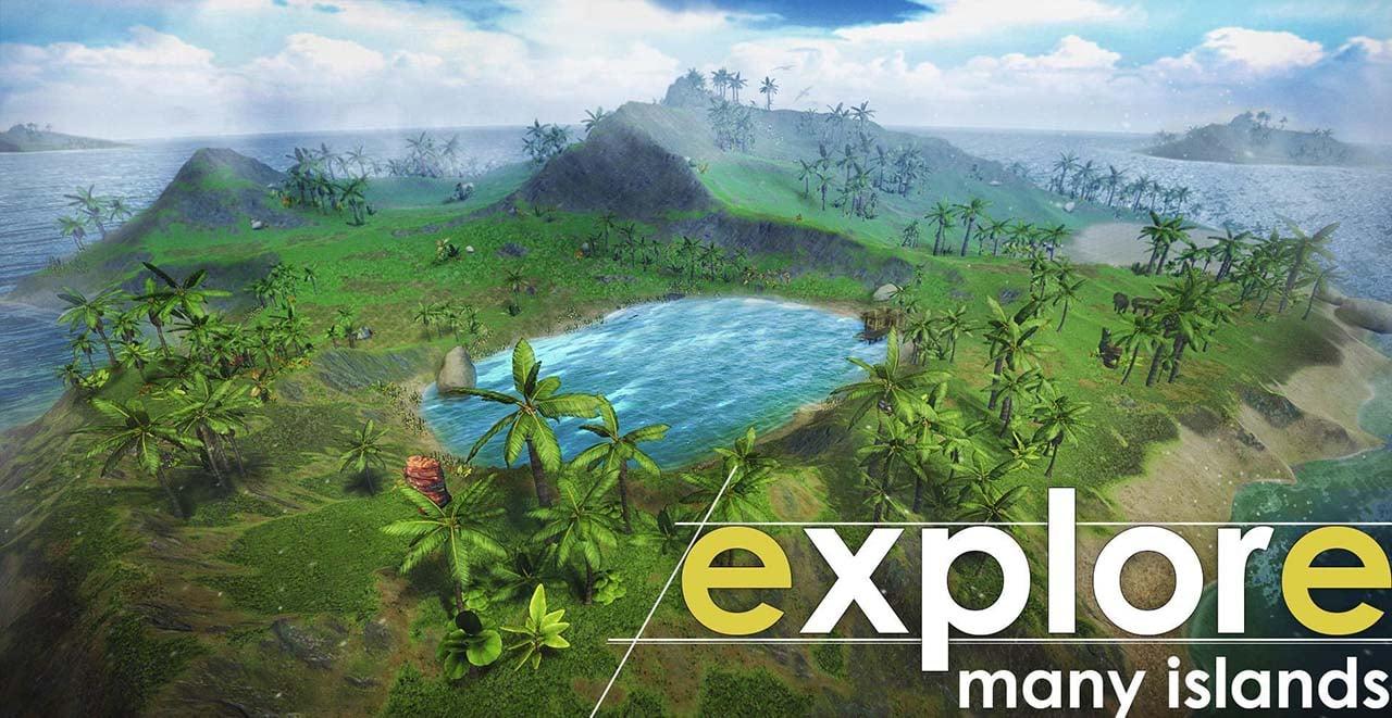 Survival Island EVO screen 0