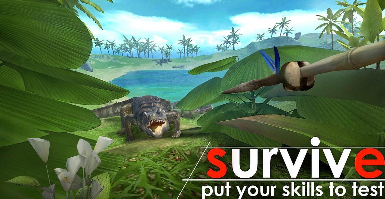 Survival Island EVO screen 2