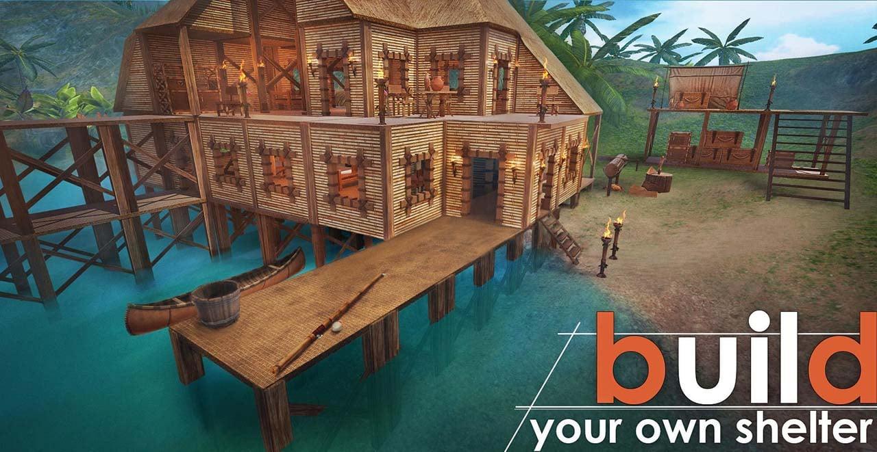 Survival Island EVO screen 3