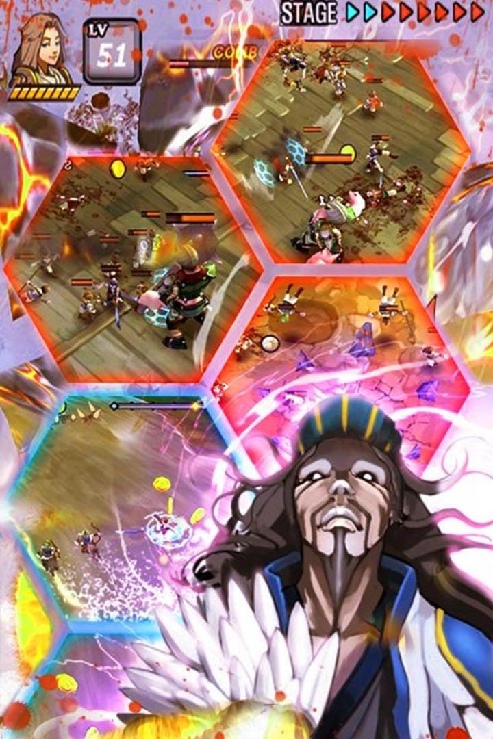 Swordsman X King Of Swords screen 1