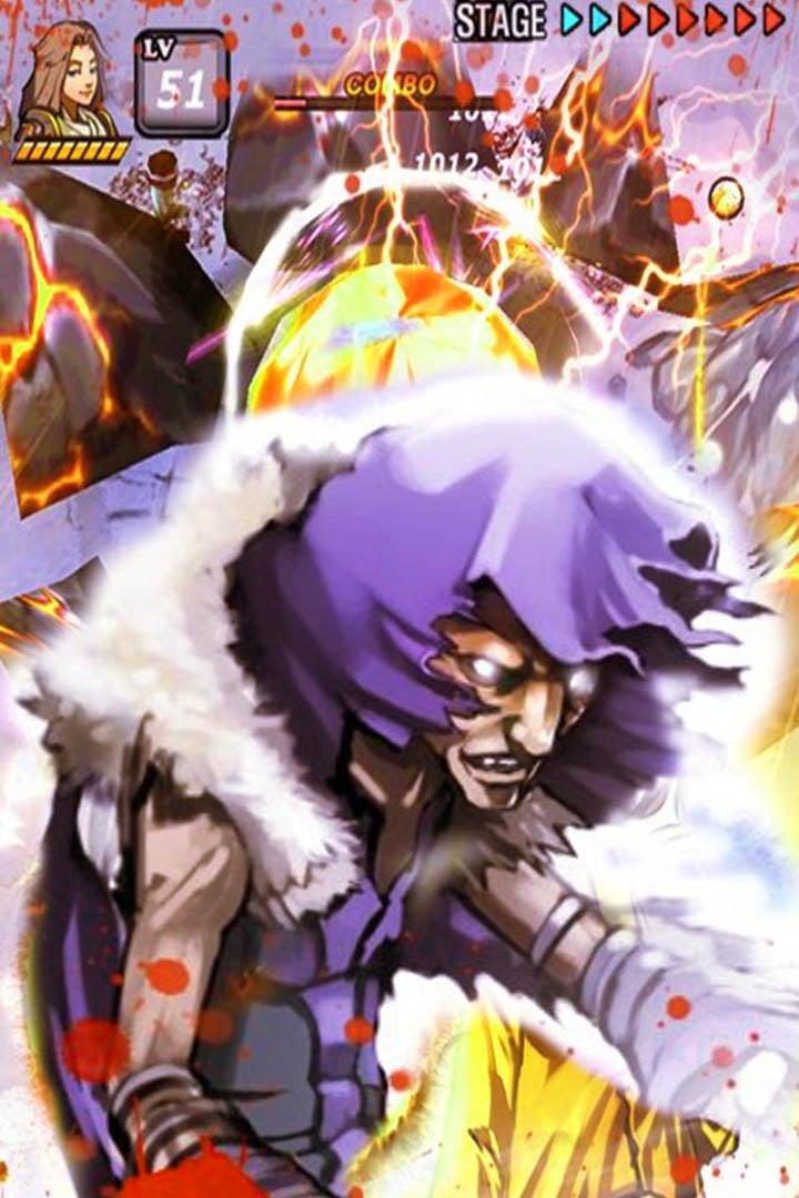 Swordsman X King Of Swords screen 2