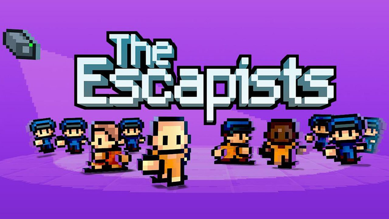 The Escapists Prison Escape poster