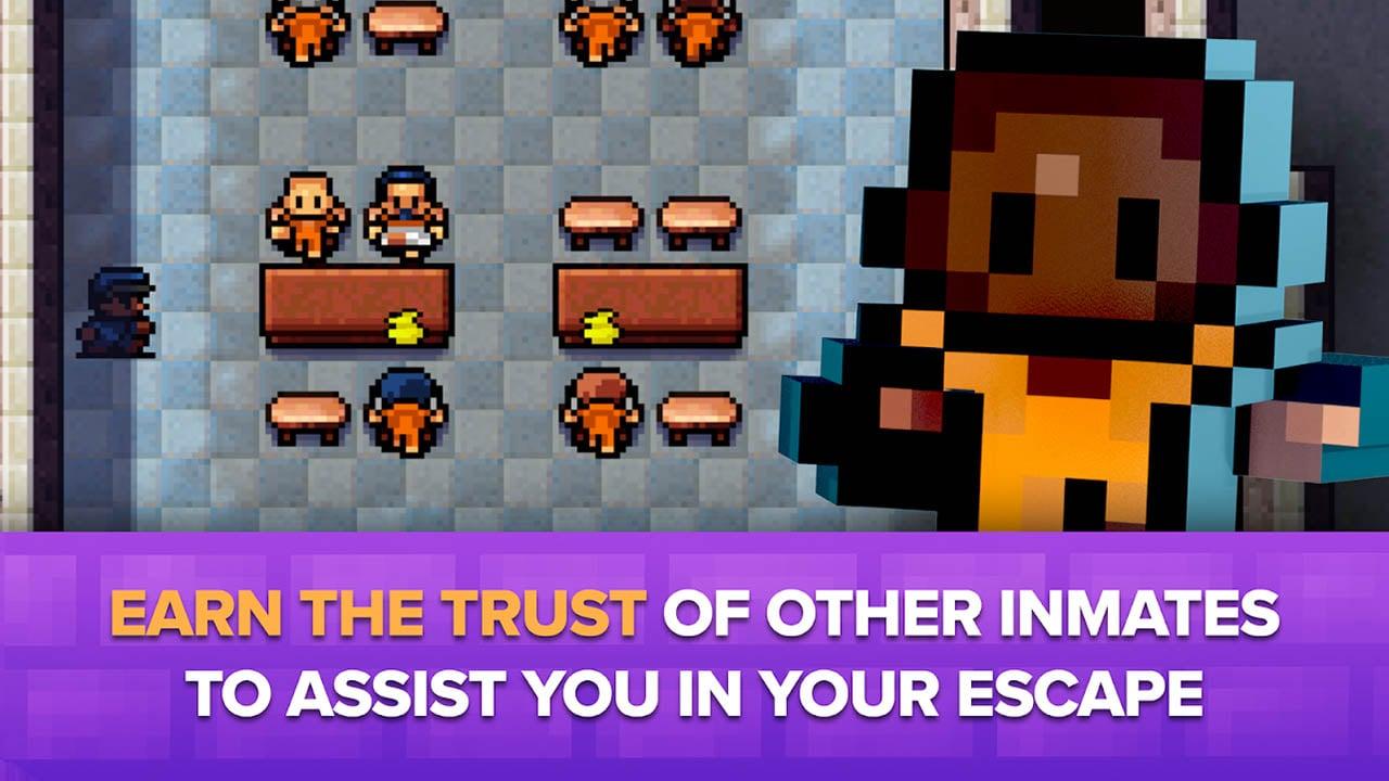 The Escapists Prison Escape screen 2