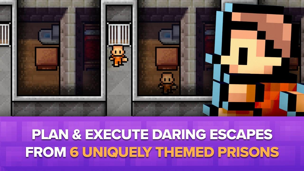 The Escapists Prison Escape screen 4