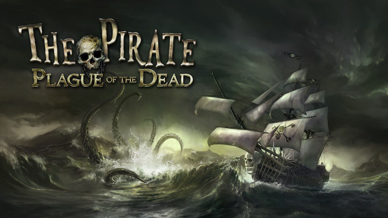 The Pirate Plague of the Dead poster