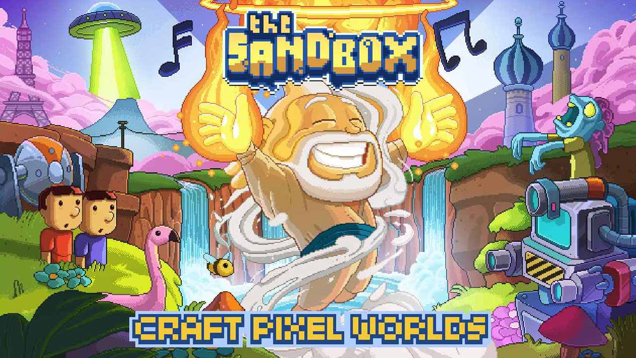 The Sandbox Craft Play Share poster