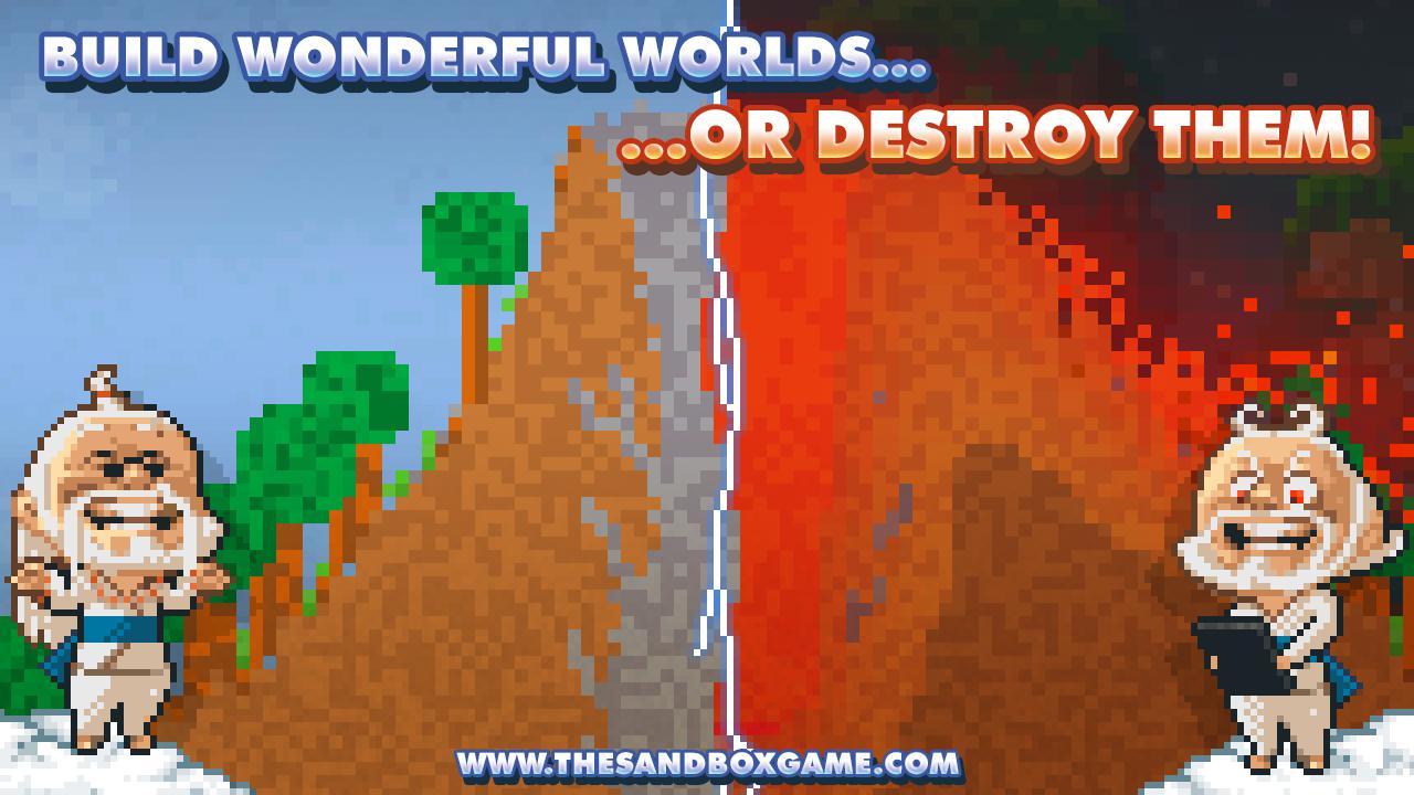 The Sandbox Craft Play Share screen 3