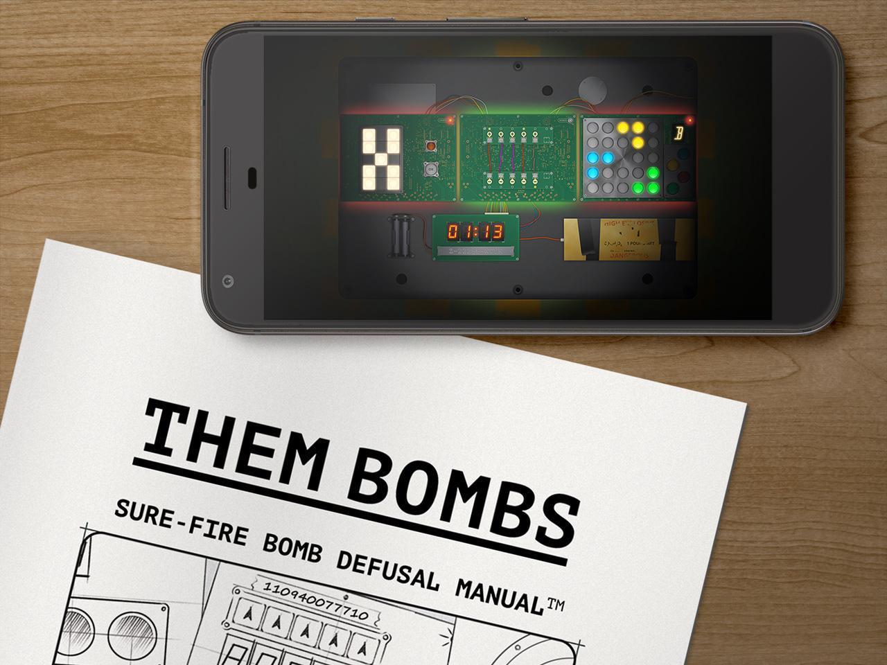 Them Bombs screen 2