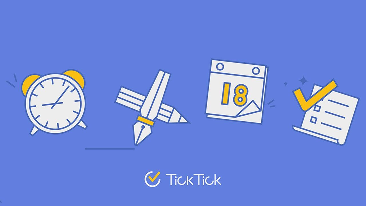 TickTick poster