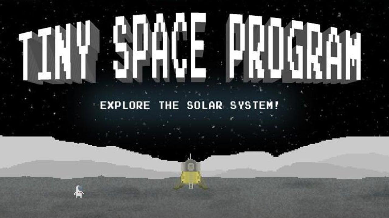 Tiny Space Program poster