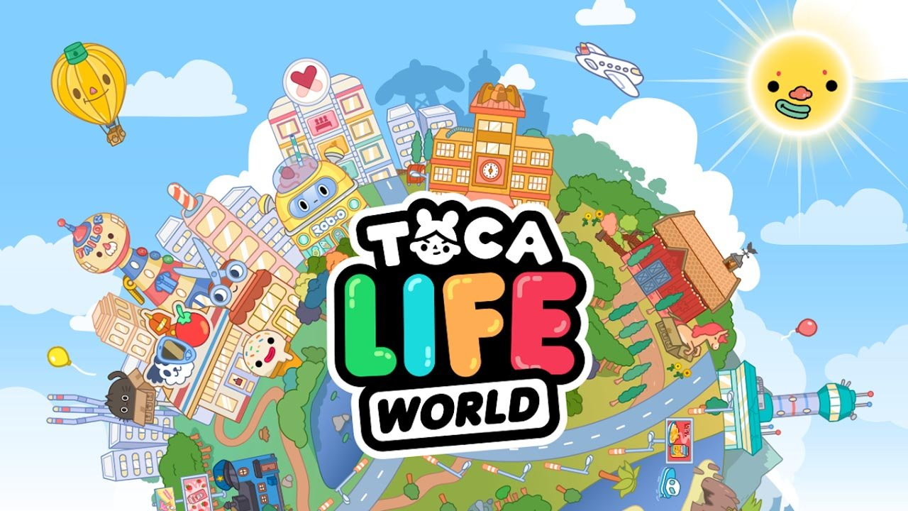 Toca Life World Build stories & create your world poster