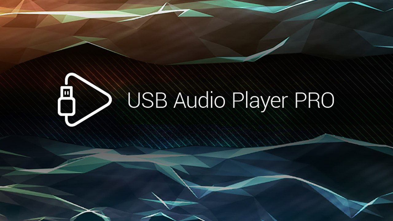 USB Audio Player PRO poster