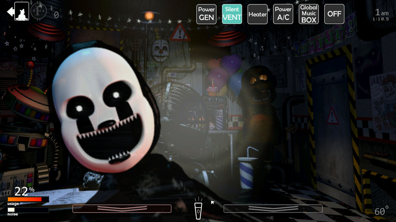 Ultimate Custom Night screen 3