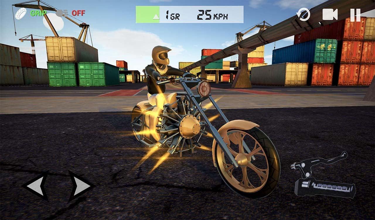 Ultimate Motorcycle Simulator screen 2