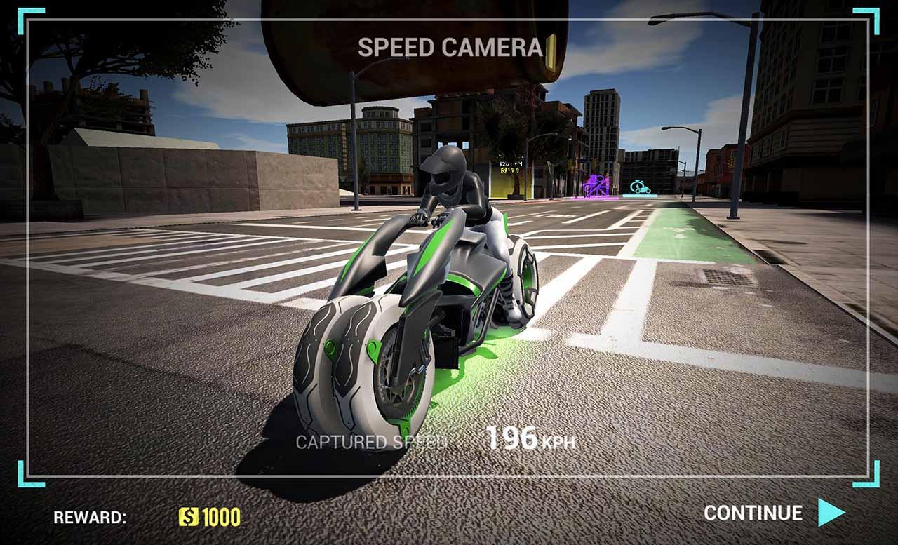 Ultimate Motorcycle Simulator screen 4