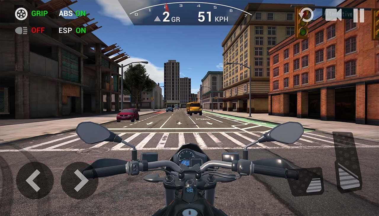 Ultimate Motorcycle Simulator screen 5