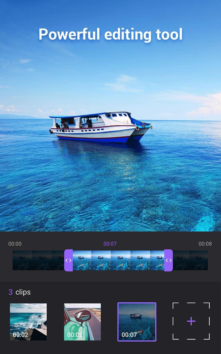 Video Maker of Photos with Music & Video Editor screen 0