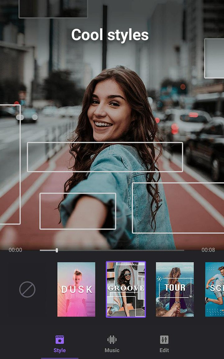 Video Maker of Photos with Music & Video Editor screen 1