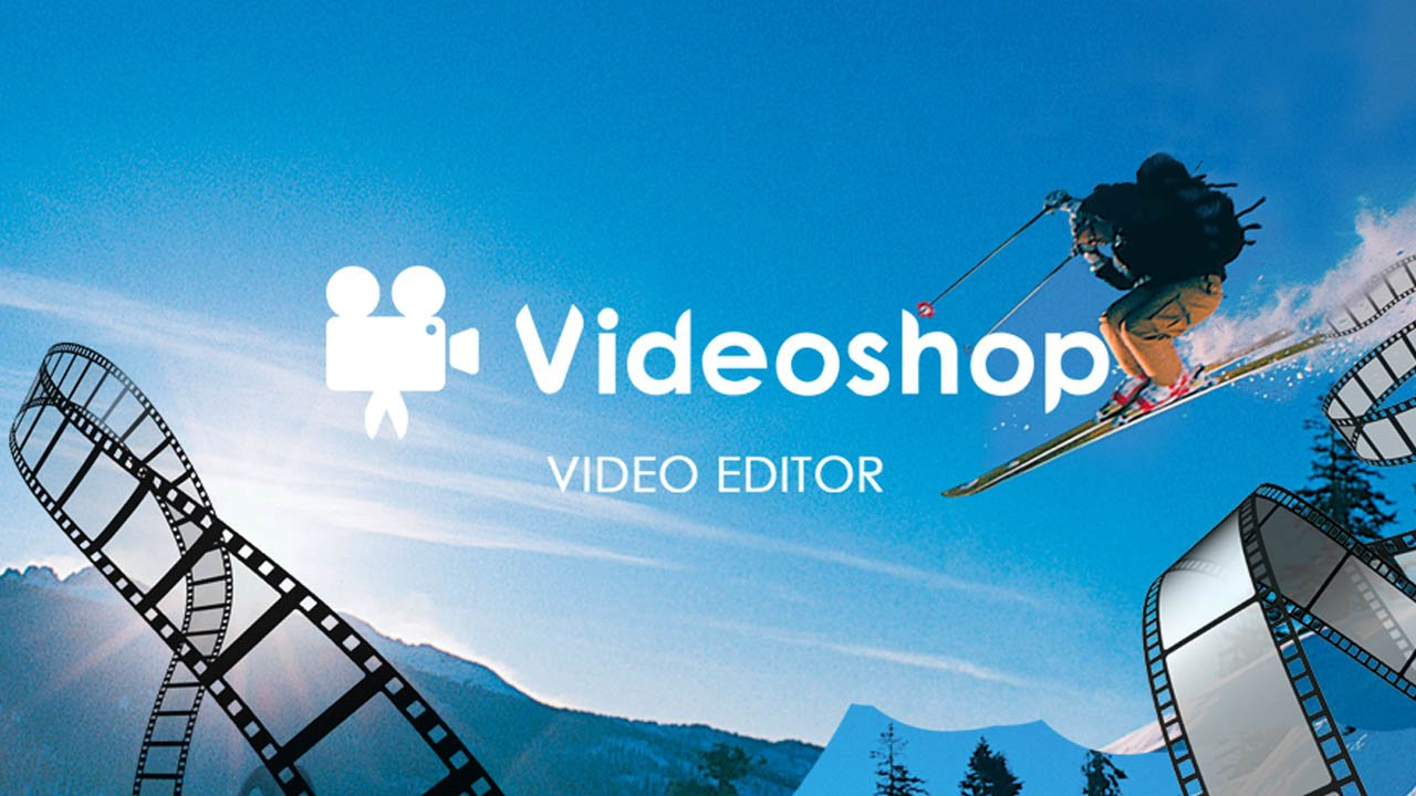 Videoshop poster