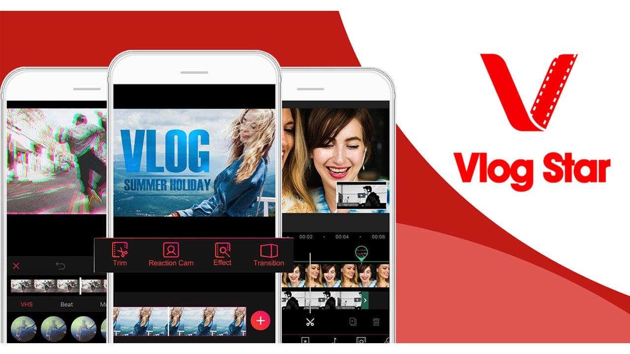 Vlog Star for YouTube poster