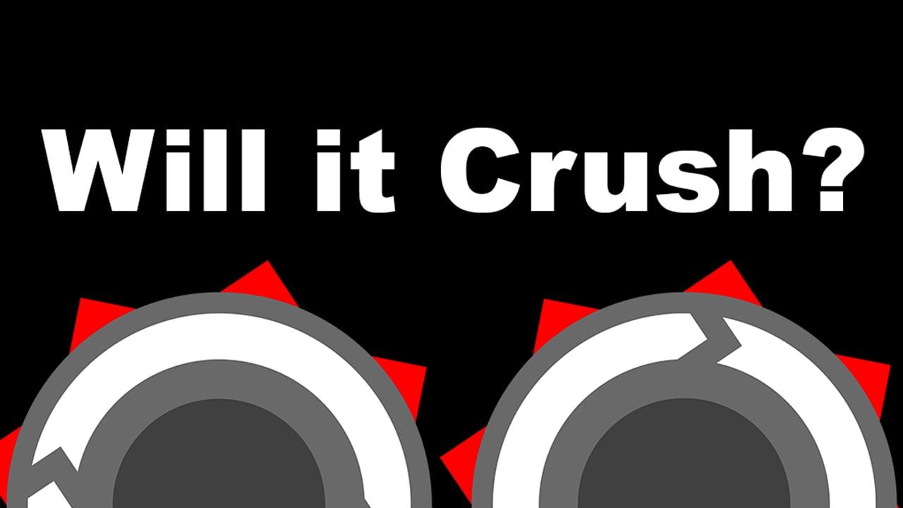 Will it Crush poster