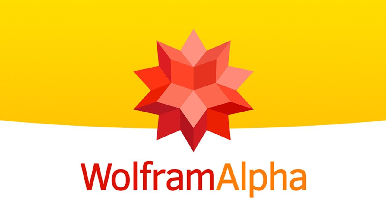 WolframAlpha poster