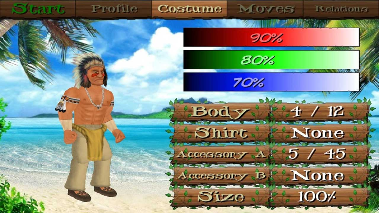 Wrecked Island Survival Sim screen 3