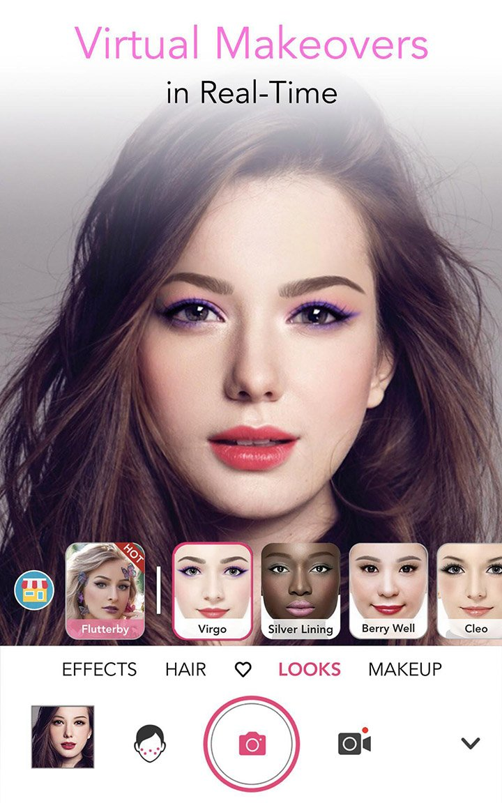 YouCam Makeup screen 0