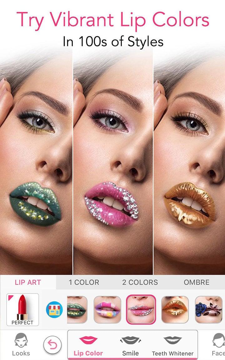 YouCam Makeup screen 3