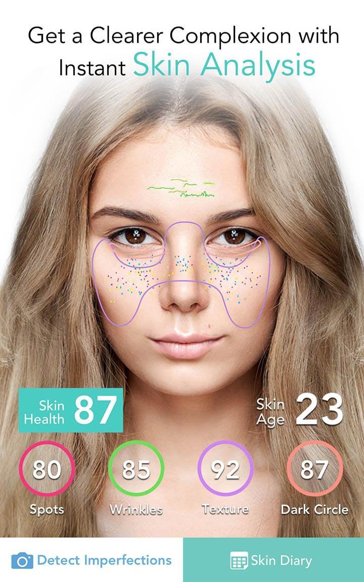 YouCam Makeup screen 5