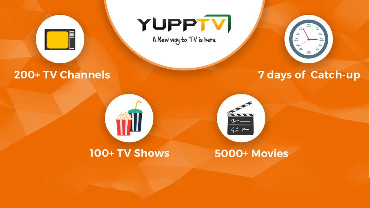 YuppTV poster