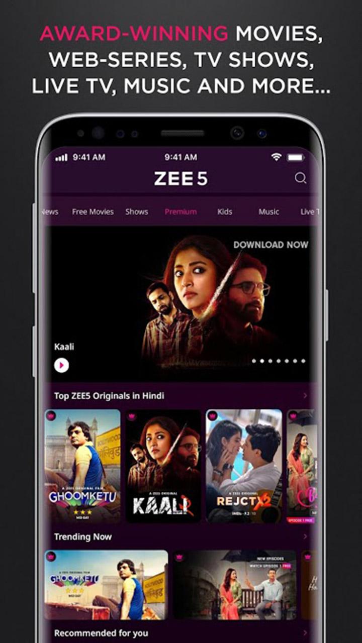 ZEE5 screen 5