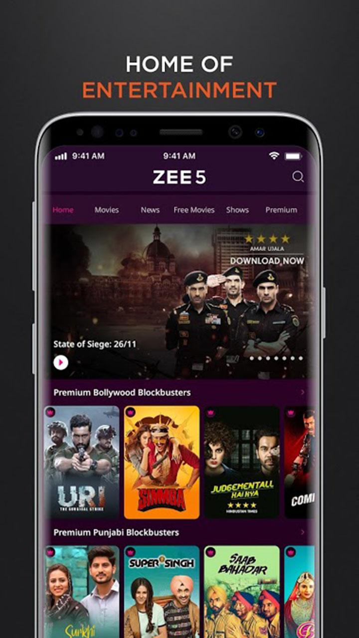 ZEE5 screen 6