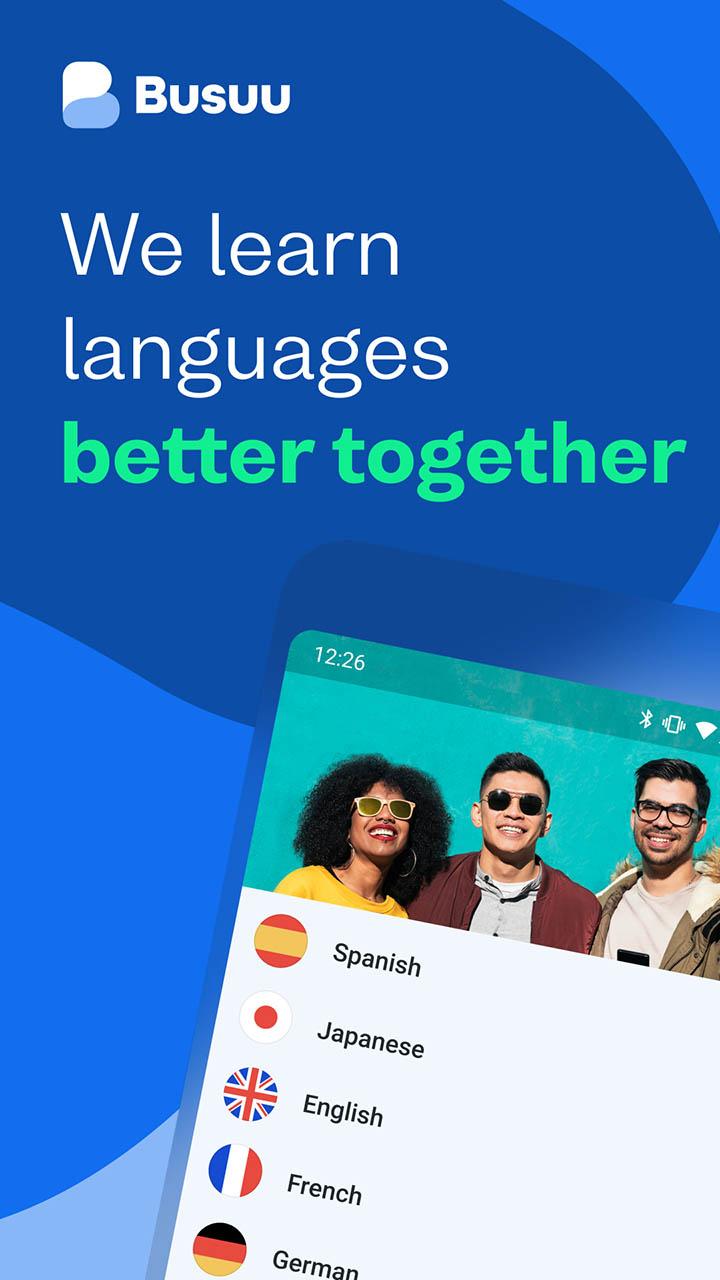 Busuu app image 1