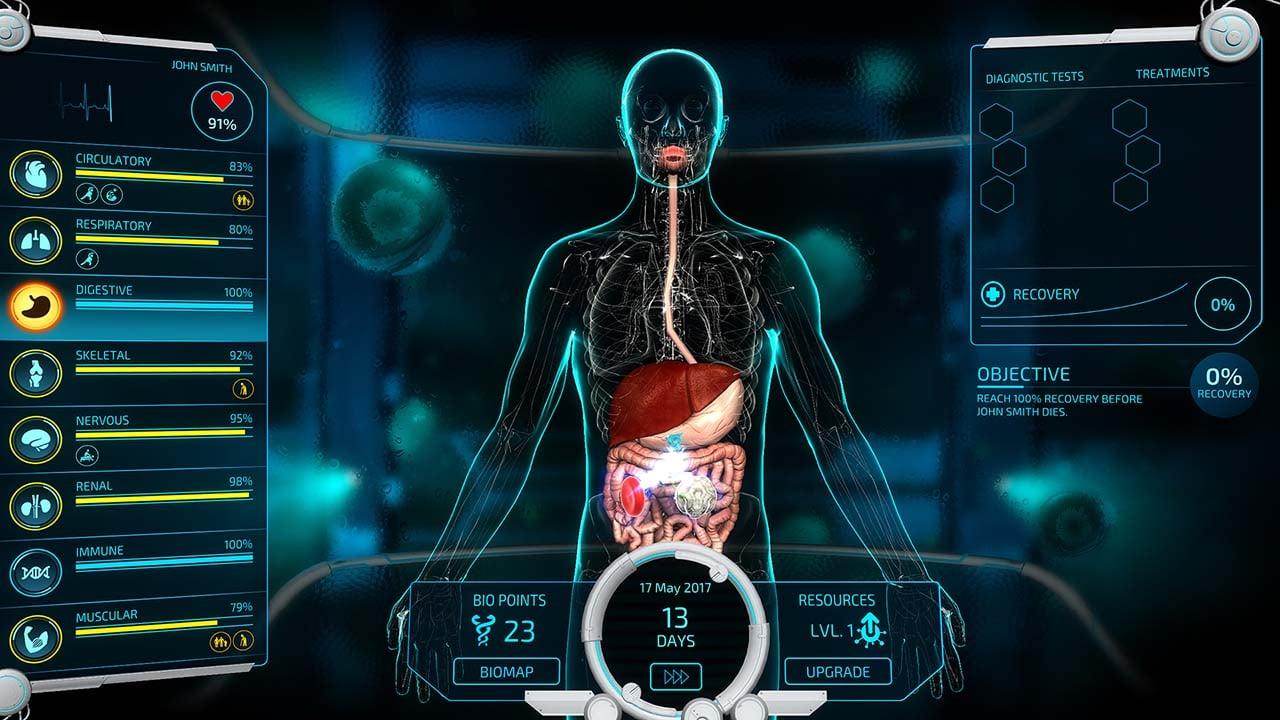 Bio Inc screen 1