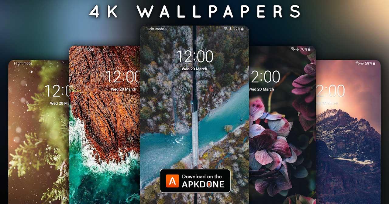 Cool Wallpaper Mod Apk