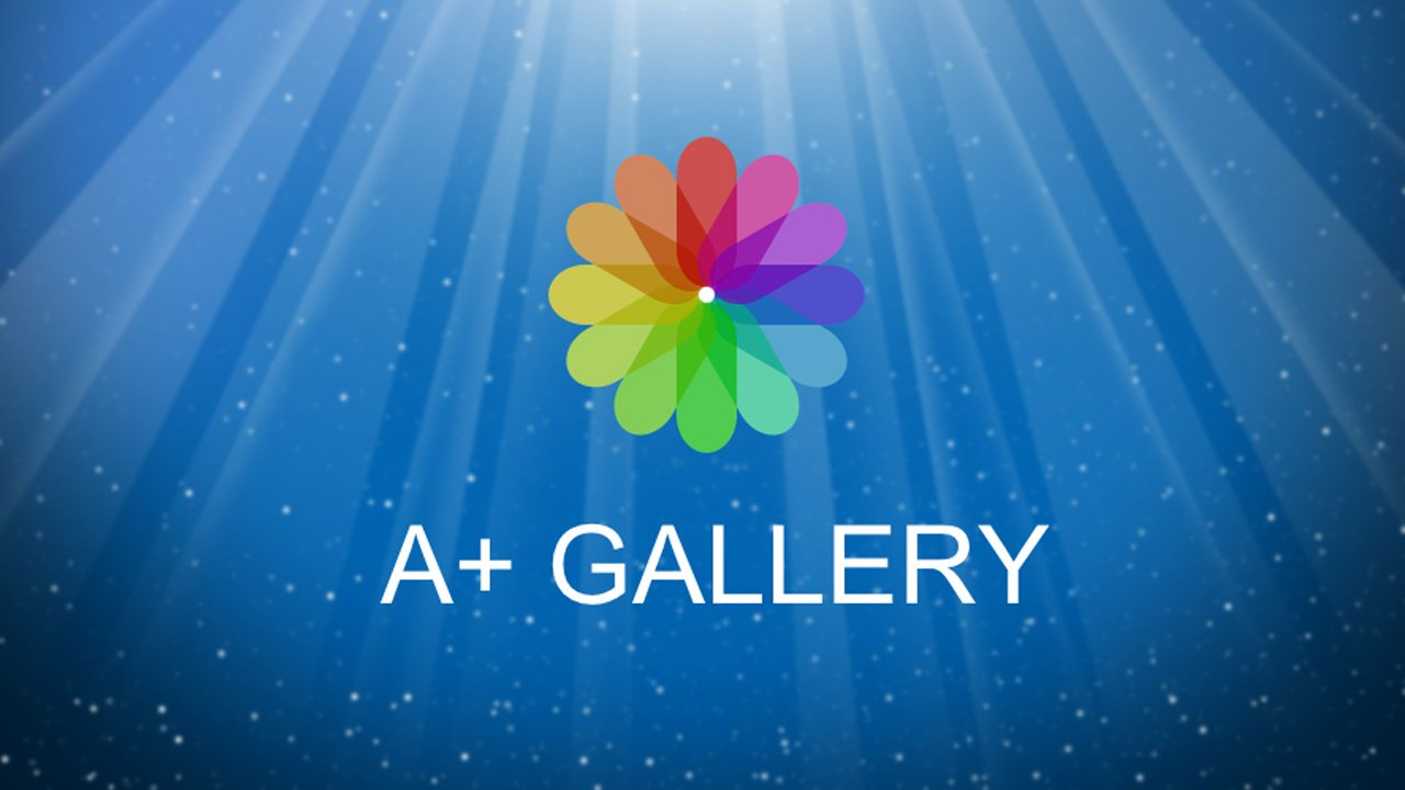A Gallery poster