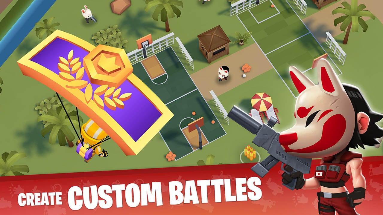 Battlelands Royale screen 1