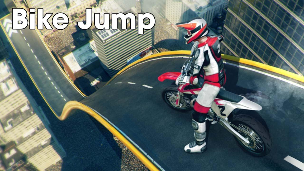 Bike Jump poster