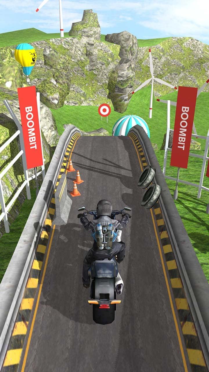 Bike Jump screen 0
