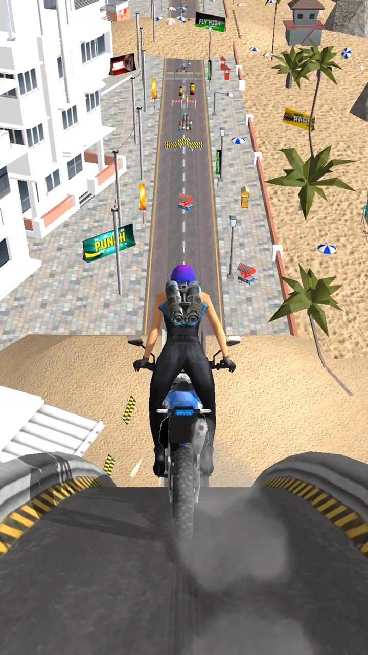 Bike Jump screen 1