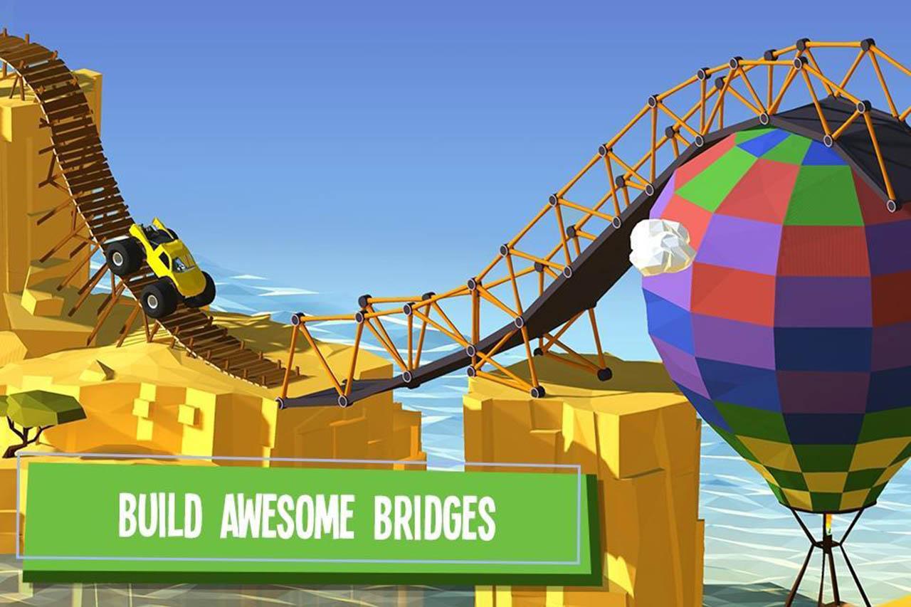 Build a Bridge screen 1