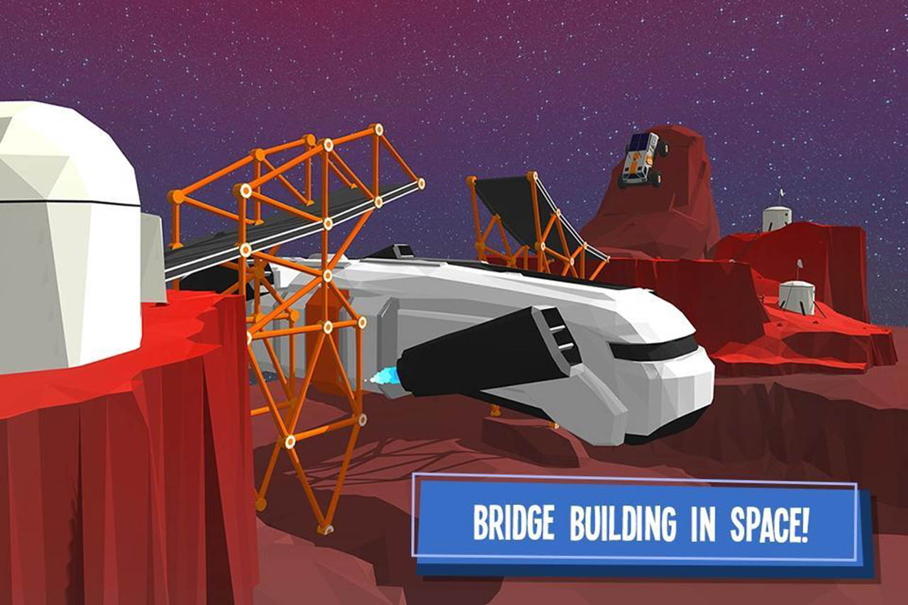Build a Bridge screen 2