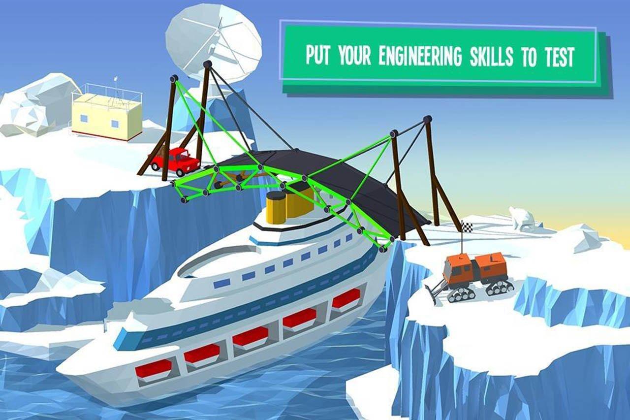 Build a Bridge screen 3