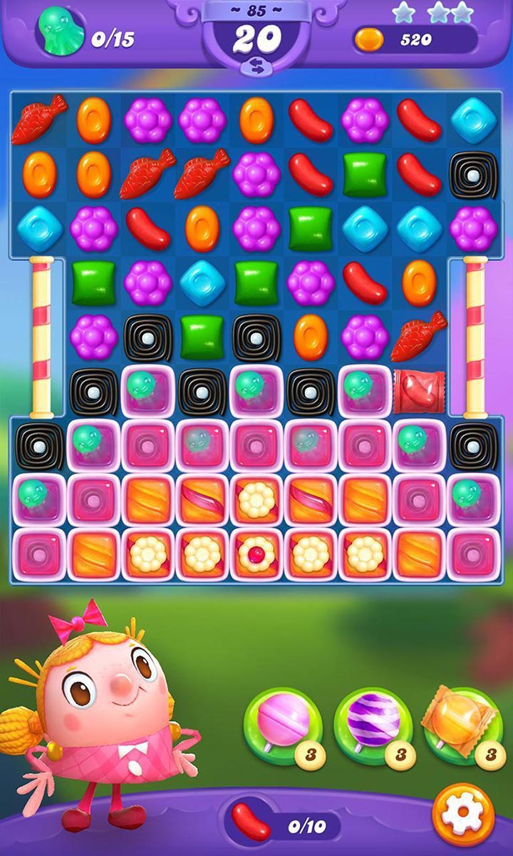 Candy Crush Friends Saga screen 5
