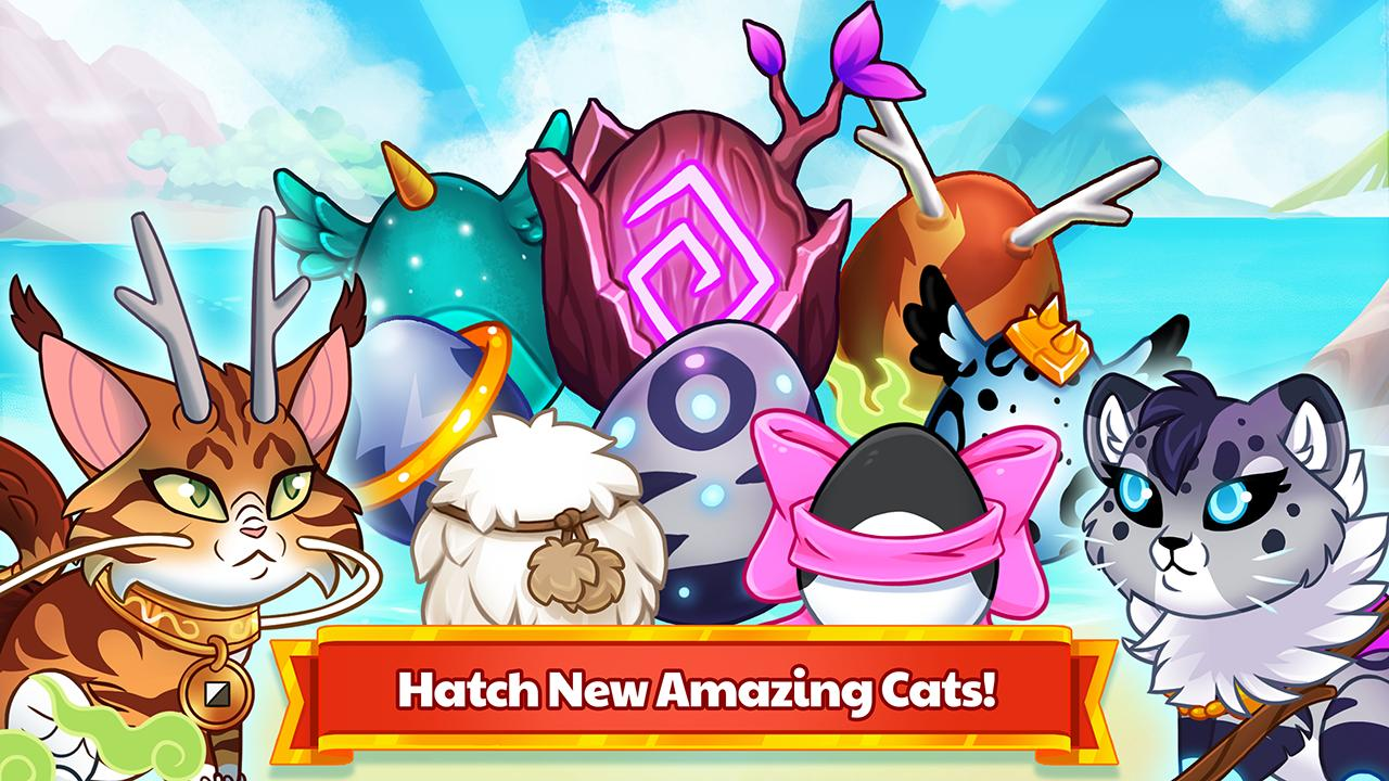 Castle Cats screen 1