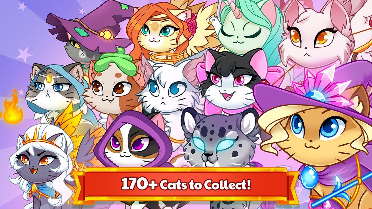 Castle Cats screen 3
